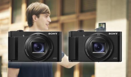 Sony HX95 y HX99, nuevas compactas viajeras que presumen de zoom, vídeo 4K y rendimiento mejorado en un cuerpo muy pequeño