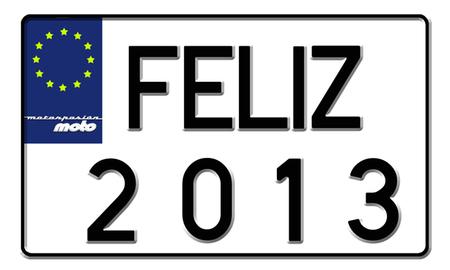 Motorpasión Moto os desea un feliz 2013