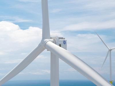 Haliade-X y sus aspas de más de 100 metros: energía renovable para un millón de hogares