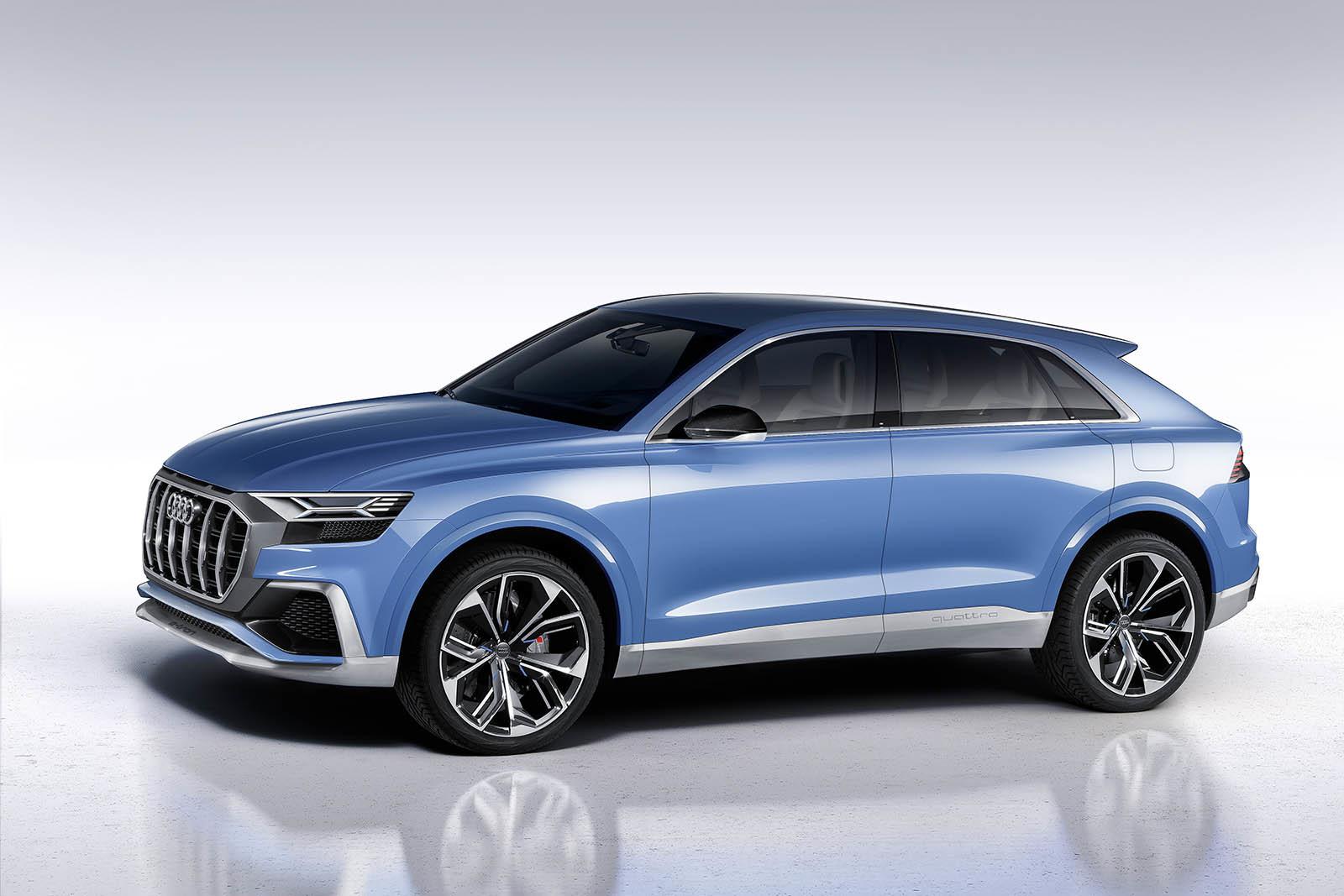 Foto de Audi Q8 Concept (19/39)