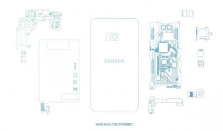 HTC Exodus, el teléfono basado en blockchain con monedero para criptomonedas que llegará en otoño