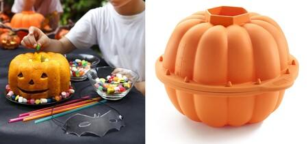 Moldes para bizcochos Halloween