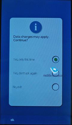 Foto de Sony Ericsson Kurara, software (9/18)