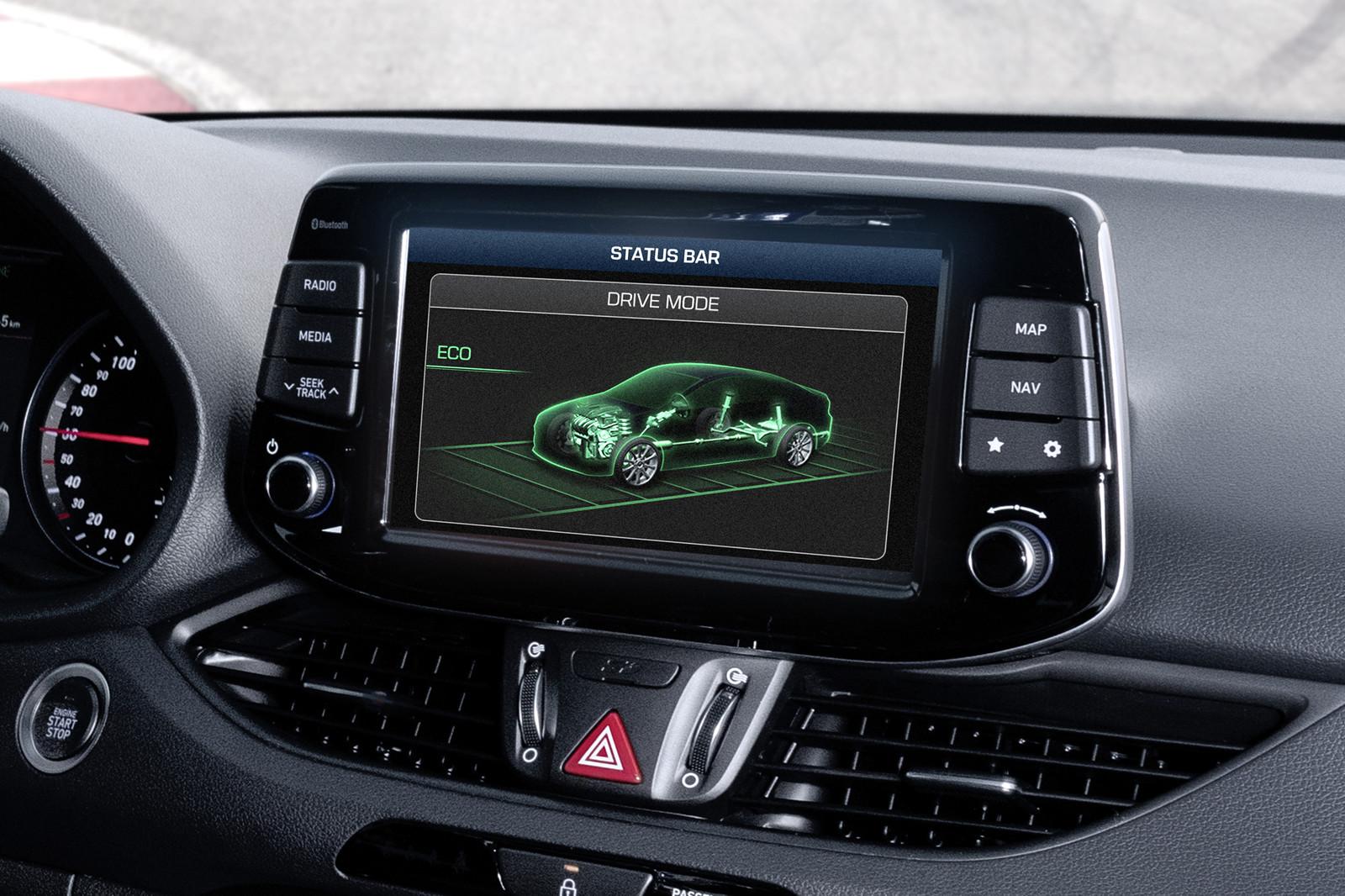 Foto de Hyundai i30 Fastback N 2019 (presentación) (26/125)