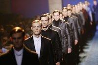 Versace Otoño-Invierno 2011/2012 en la Semana de la Moda de Milán