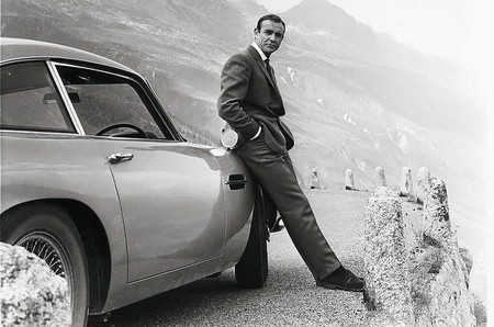 Goldfinger Aston Martin Db5 Continuation