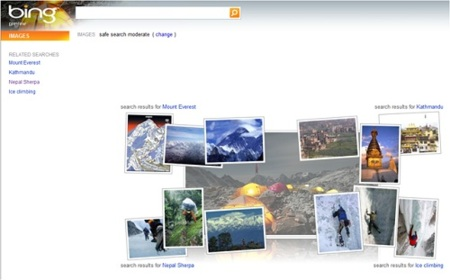 Bing Hotspots