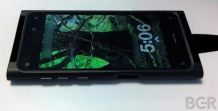 Microsoft prepara el Nokia McLaren, un smartphone que podremos controlar por gestos