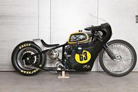 Yamaha XVS 650 Dragstar por Made Men Bikes, Custom de bajo presupuesto