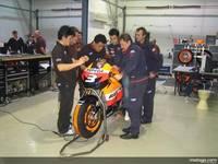 Presentación Honda Repsol Team