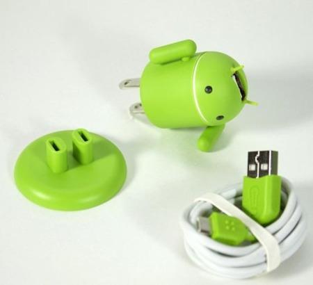 Andru, tu pequeño robot para cargar el móvil