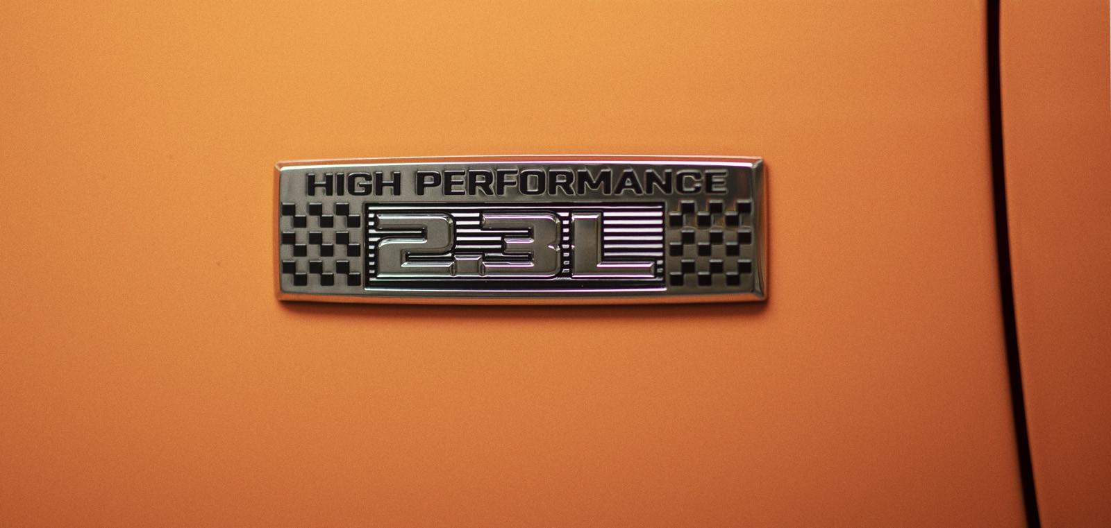 Foto de Mustang 2.3L High Performance Package (13/21)
