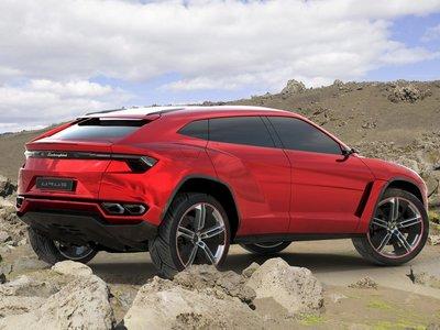 Lamborghini Urus: el primer enchufable de Lamborghini será un SUV