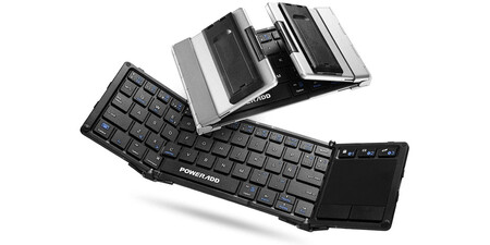 Teclado Plegable Poweradd
