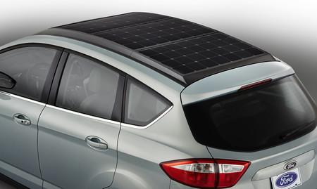Ford C Max Solar Energi
