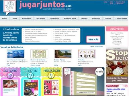 Jugar Juntos.com: portal educativo para los peques
