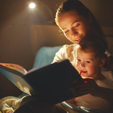 Nueve cuentos cortos con mensaje para leer a los niños a la hora de dormir