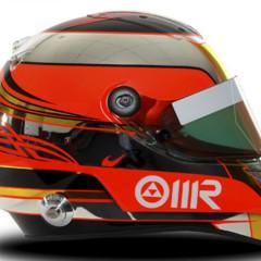 Foto 10 de 23 de la galería cascos-de-la-parrilla-de-formula-1-2013 en Motorpasión F1
