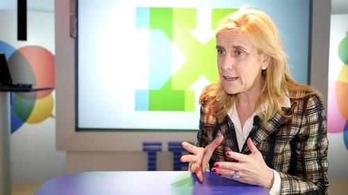 Con Marta Martínez, presidenta IBM España sobre robots, IA, trabajo y el mercado cloud y del internet de las cosas