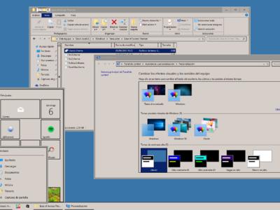 ¿Eres un nostálgico? Así podrás utilizar el tema clásico de Windows en Windows 10