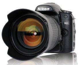 Nikon D90 podría llegar con grabación de vídeo y GPS