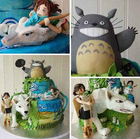 Totoro Cakes 15 605