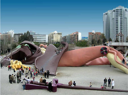 ¿Unos días en Valencia con los niños?, no os perdáis el parque Gulliver