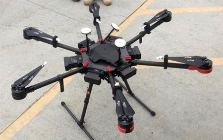 Solo en México: arrestan a persona que usaba un dron para transportar droga por la frontera con EE. UU.