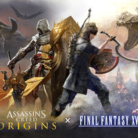 Final Fantasy XV recibirá un DLC gratuito basado en... ¡Assassin's Creed! [GC 2017]