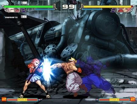 El juego de lucha 'Yatagarasu' llegará a PS Vita con otro nombre