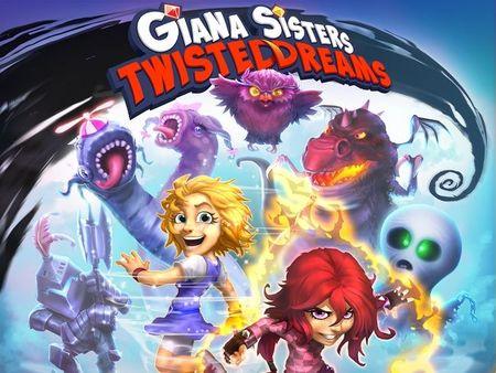 Tráiler de 'Giana Sisters: Twisted Dreams' con un montón de situaciones nuevas, y fecha de salida para PC