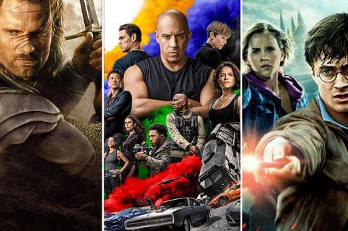 El ocaso de la creatividad en Hollywood: la producción de secuelas y remakes se ha disparado en los últimos 20 años, y estos son los motivos que podrían explicarlo