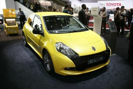 Presentación de Renault en el Salón de Ginebra