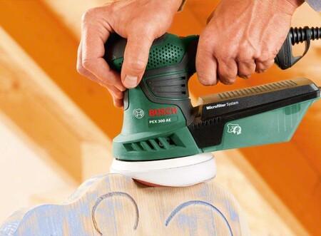 Ofertas en herramientas Bosch y Dremel en Amazon: hasta medianoche tenemos descuentos de hasta el 40% en lijadoras, taladros y multiherramientas