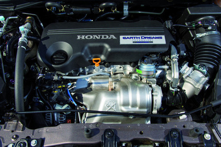 Honda CR-V 1.6 i-DTEC, motor