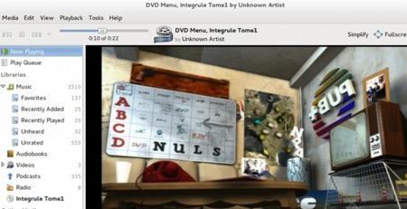 Lanzado Banshee 2.4: con reproducción de DVD y más