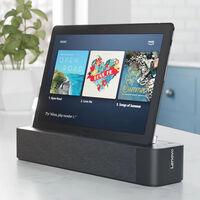 Lenovo Smart Tab M10 con dock de carga por poco menos de 3,400 pesos: la tablet que se transforma en un Echo Show con Alexa