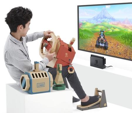 Nintendo Labo Kit Vehiculo 03