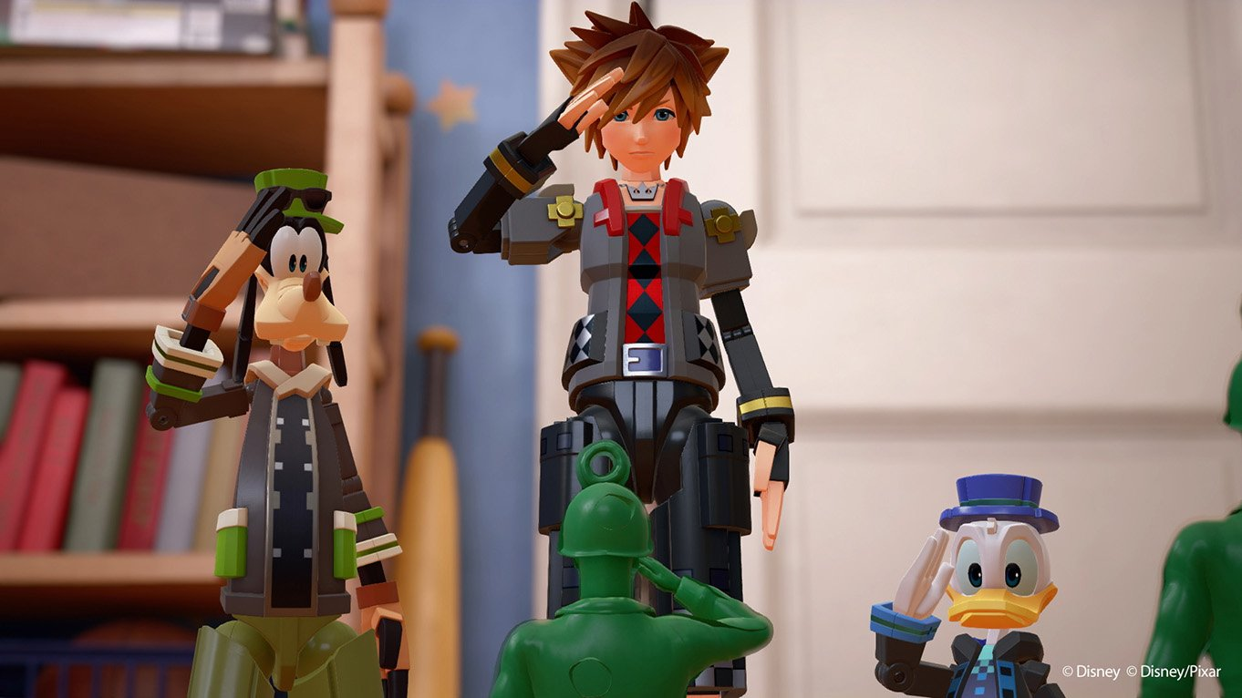 El director de Kingdom Hearts III culpa a Square Enix de su largo desarrollo