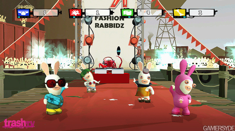 Foto de Unas pocas imágenes de 'Rayman Raving Rabbids TV Party' (9/13)