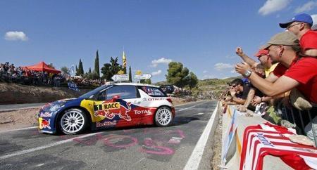 Rally de Catalunya 2011: Victoria para Sébastien Loeb. El título se decidirá en Gran Bretaña