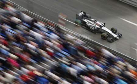 Jenson Button Monaco Gp