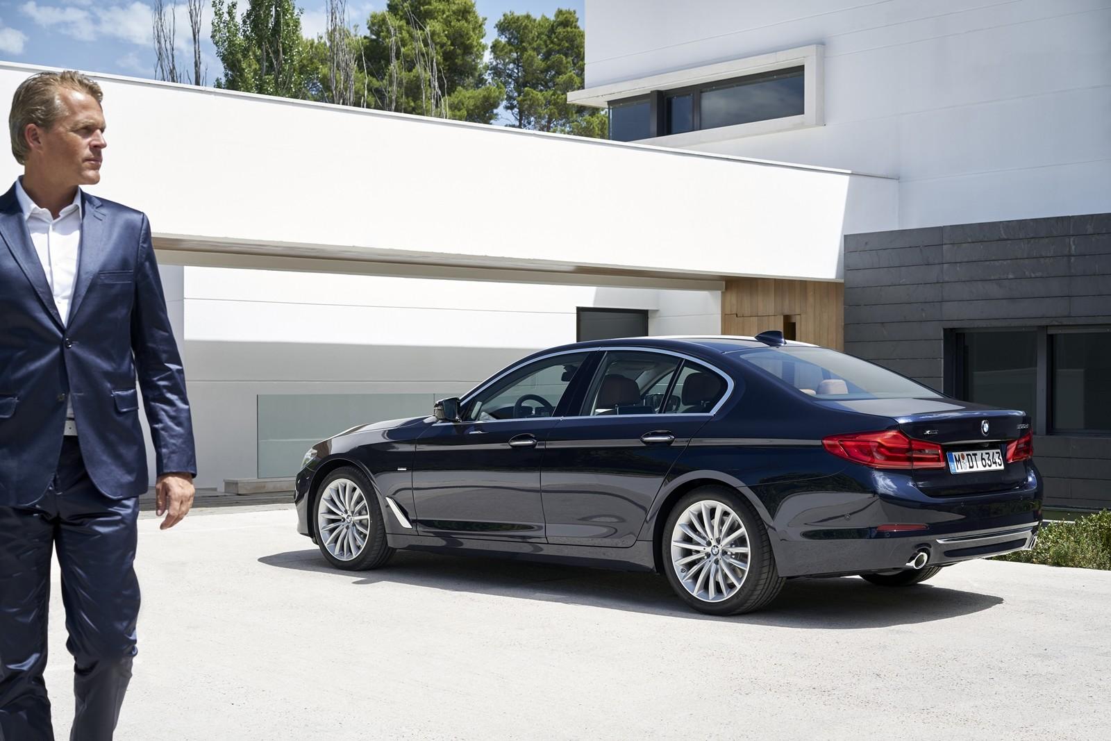 Foto de BMW Serie 5 2017 (83/134)