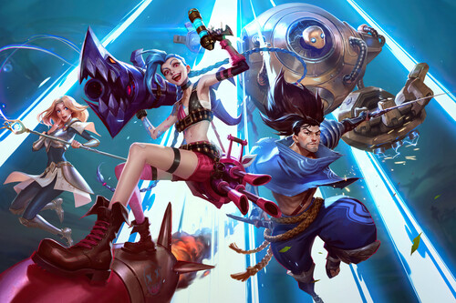 'League of Legends: Wild Rift': qué es (y qué no es) el MOBA de Riot Games que llegará pronto a iOS y Android