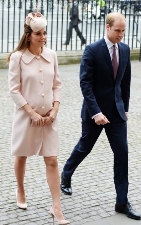 Kate embarazada