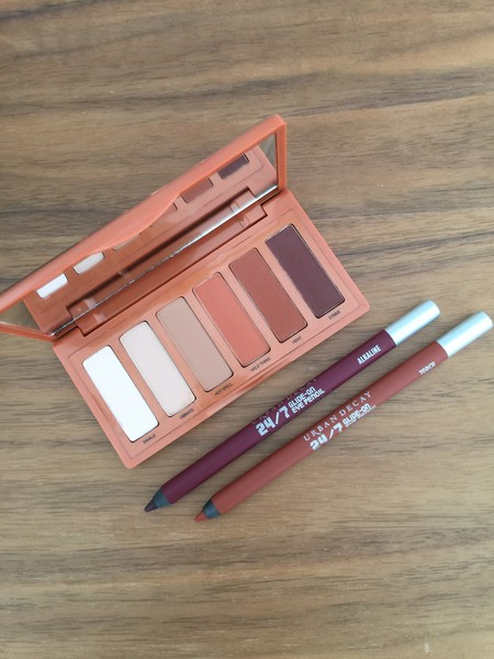 Naked Petite Heat Urban Decay