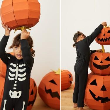 Mango tiene una colección especial Halloween para bebés y niños con prendas ideales que podrán seguir usando