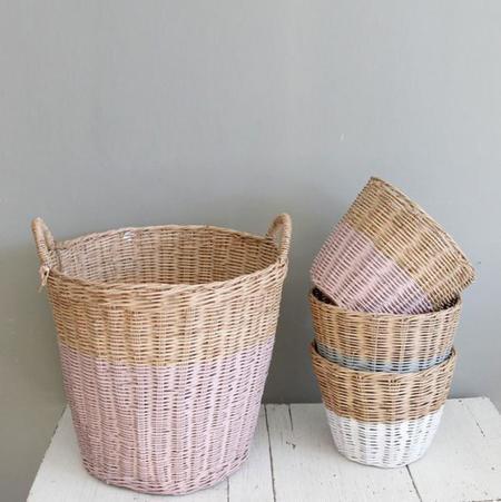 La semana decorativa: Añade unas cestas a tu hogar para lograr un 'look' veraniego y neorústico