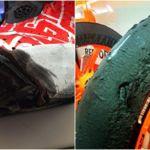 Cabreo monumental de Dani Pedrosa tras desintegrarse su rueda delantera en el GP de Aragón