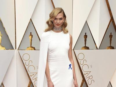 Oscars 2017: Karlie Kloss nos devuelve el glamour de Hollywood
